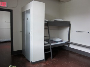 Cypress dorm, bed 12