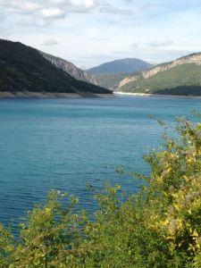 Lac de Castillon, France