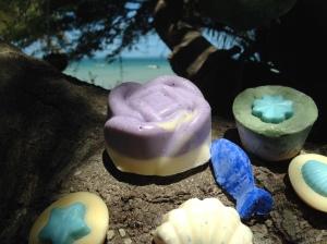 Mandy's soap