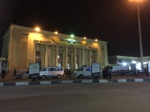 Luxor Train Station